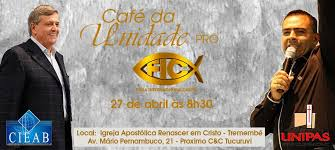Evento do apóstolo Estevão Hernandes reunindo os pastores para que apoiem a FIC. A manipulação apostólica é forte!