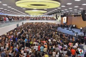 Novo templo da ADVEC custou 30 milhões de reais.