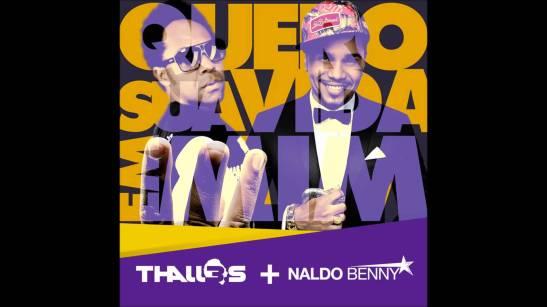 Thalles e Naldo, dois que deixaram a fama e o sucesso do mundão, em busca da fama e do sucesso no mundão gospel.