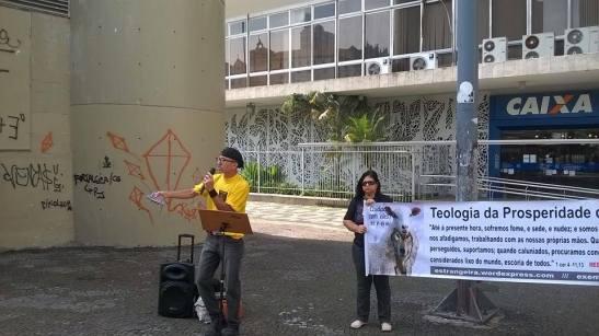 Pregação no Largo da Carioca